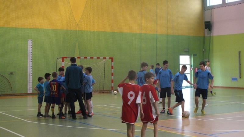 10.02.2017 - V Ministrancki Turniej Piłki Halowej w Kobylinie
