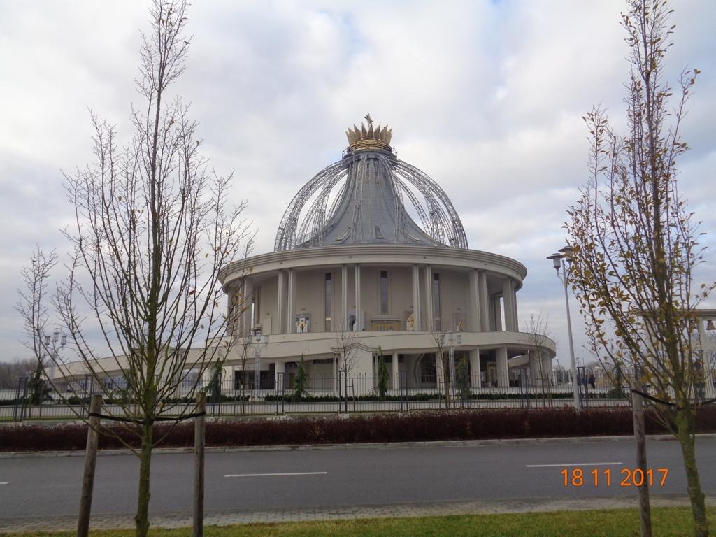 18.11.2017 - Parafialna pielgrzymka do Torunia