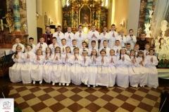 20.05.2018 - Uroczystość Pierwszej Komunii Świętej