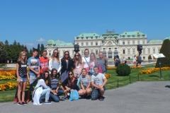 20-24.08.2016 - Młodzież Franciszkańska w Wiedniu