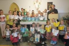 23.09.2016 - Spotkanie dla dzieci o Aniołach Stróżach
