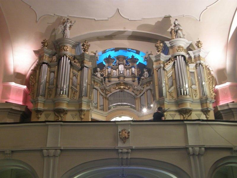 24.06.2017 - I Kobyliński Festiwal Muzyki Organowej - pierwszy koncert