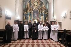25.11.2018 - Odwiedziny Sióstr Klarysek