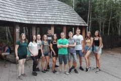 25 - 28.08.2019 - Wakacyjny wyjazd Młodzieży Franciszkańskiej