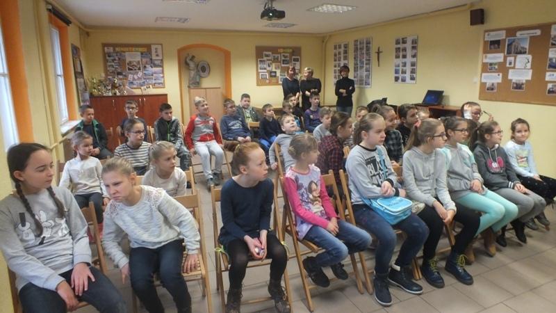 26.11.2016 - Spotkanie ze św. Andrzejem i św. Katarzyną