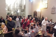 26.12.2018 - Wizytacja Kanoniczna Parafii