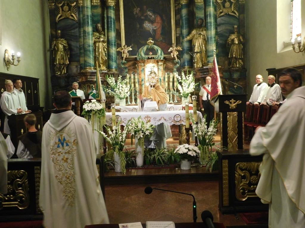 29.07.2018 - Odpust ku czci Matki Bożej Anielskiej