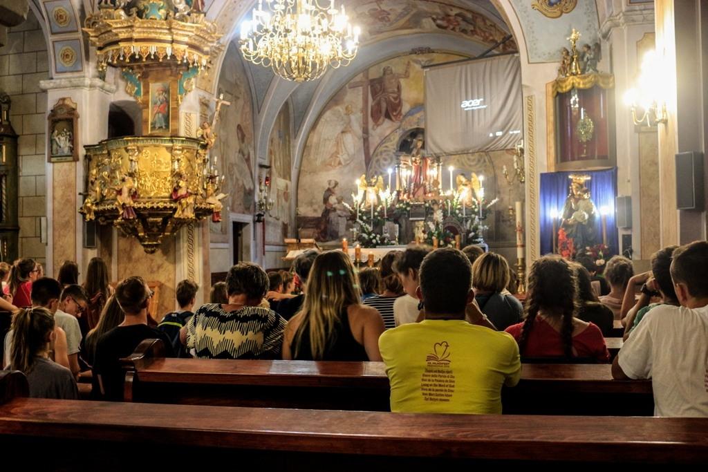 30.07-06.08.2018 - 29 Mladifest - kobylińska młodzież na Międzynarodowym Spotkaniu Młodych w Mediugorie