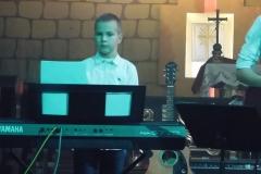 """6.01.2019 - Koncert kolędowy w wykonaniu zespołu """"Tacy nie Inni"""" z Krotoszyna"""