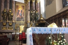6.10.2018 - Parafialna pielgrzymka do sanktuarium św. Józefa w Kaliszu
