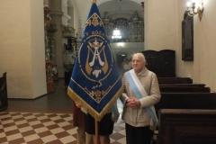 7.10.2016 - Święto patronalne Wspólnoty Żywego Różańca - wspomnienie Matki Bożej Różańcowej w parafii