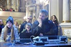 13.01.2019 - Jasełka w wykonaniu dzieci z Domu Pomocy Społecznej w Zdunach