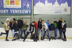 28.12.2018 - Młodzież Franciszkańska na łyżwach