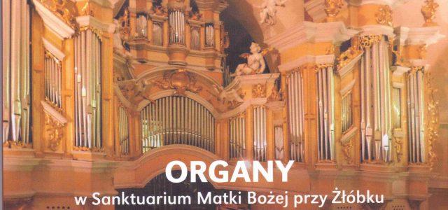 """Płyta CD """"Organy w Sanktuarium Matki Bożej przy Żłóbku w Kobylinie"""""""
