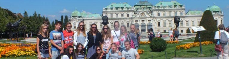 Młodzież w Wiedniu
